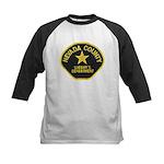 Nevada County Sheriff Kids Baseball Jersey