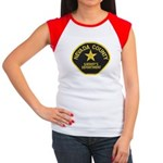 Nevada County Sheriff Women's Cap Sleeve T-Shirt