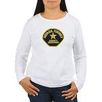 Nevada County Sheriff Women's Long Sleeve T-Shirt