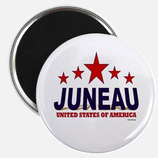 Juneau U.S.A. Magnet
