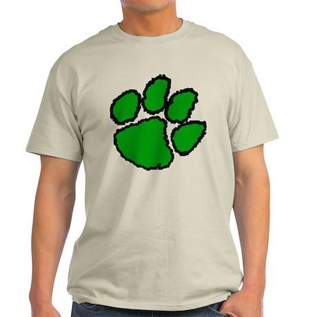 Paw Print Light T-Shirt