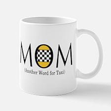 Taxi Mom Mug