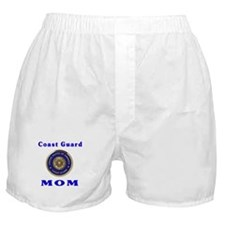 COAST GUARD MOM Boxer Shorts