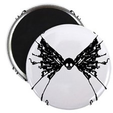 Skairy black Magnet
