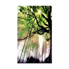 green trees 001 Decal