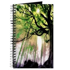 green trees 001 Journal