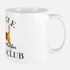 Beagle Lover's Club Mug