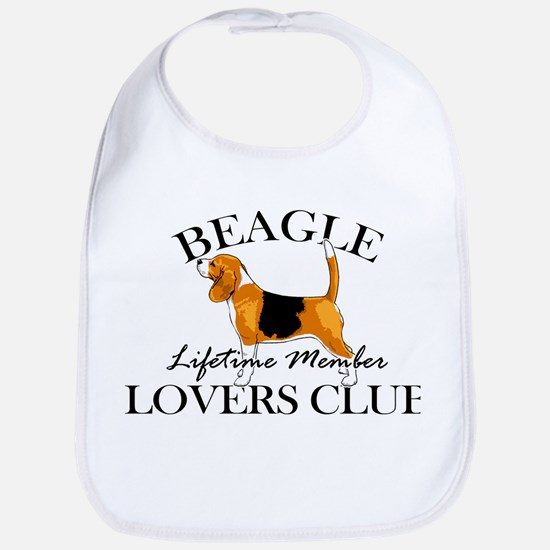Beagle Lover's Club Bib