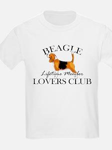 Beagle Lover's Club T-Shirt