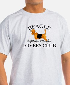 Beagle Lover's Club T-Shirt
