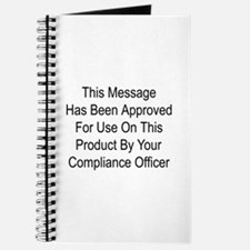 Compliance Approval Journal