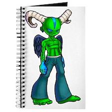 Green demon Journal