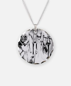 Classic movie monsters Necklace