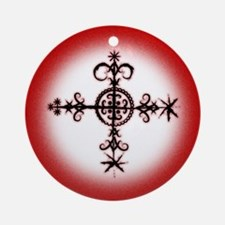 Simbi Ornament (Round)
