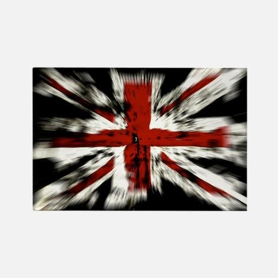 UK Flag England Rectangle Magnet