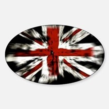 UK Flag England Decal