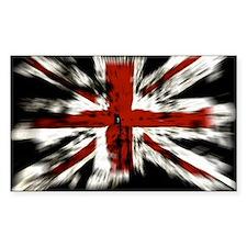 UK Flag England Decal