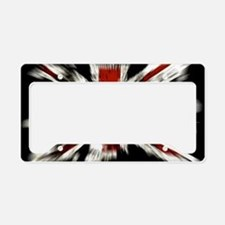 UK Flag England License Plate Holder