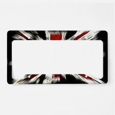 UK Flag England License Plate Holder