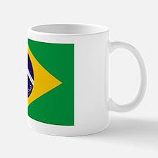 Brasil Flag Mug