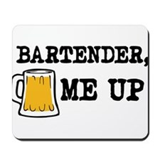 Beer me up Mousepad
