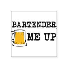 Beer me up Sticker