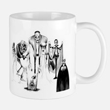 Classic movie monsters Mug