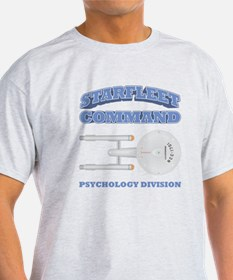 Starfleet Psychology Division T-Shirt
