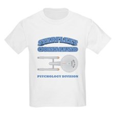 Starfleet Psychology Division T-Shirt