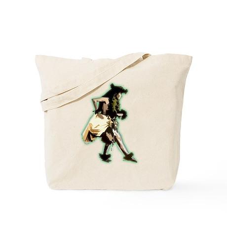 hula dancer Tote Bag