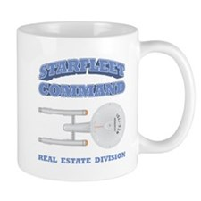 Starfleet Real Estate Division Mug