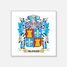 Alonzo Coat Of Arms Sticker