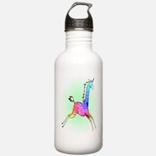 Girafficorn Water Bottle