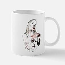 Zombie Grrrl Mug