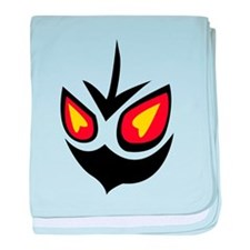 Cobra baby blanket