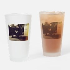 Josh Hutcherson Drinking Glass