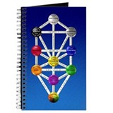 Tree of life qabalah Journals & Spiral Notebooks