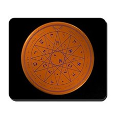 Seal of Mercury Mousepad