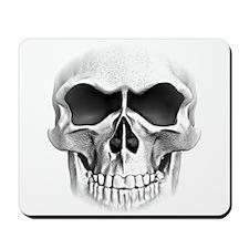 Skull Face Mousepad