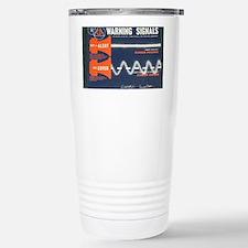 Civil Defense Travel Mug