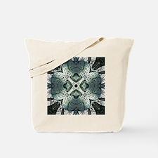 Impact Pattern Tote Bag
