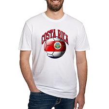 Flag of Costa Rica Shirt