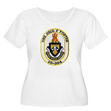 USS PAUL F. FOSTER T-Shirt
