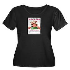 soylent Plus Size T-Shirt