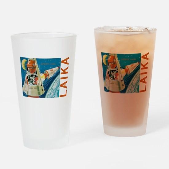 laika Drinking Glass
