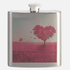 Tree of Love Flask