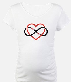Infinity heart you and me, love forever Shirt