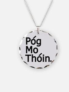 POG MO THOIN Necklace Circle Charm