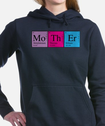 mother_chem_alone.png Hooded Sweatshirt