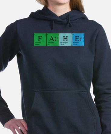 chem_father_alone.png Hooded Sweatshirt